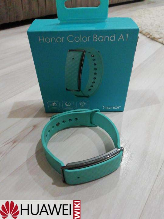 honor band 1